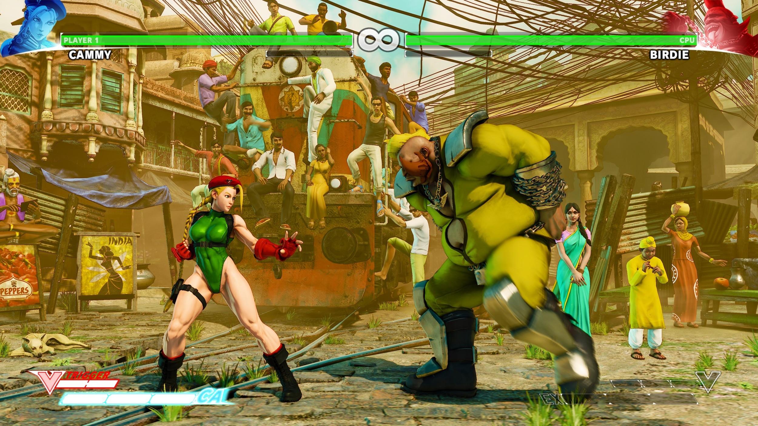 Street Fighter V (2017 Characters)  Capcom