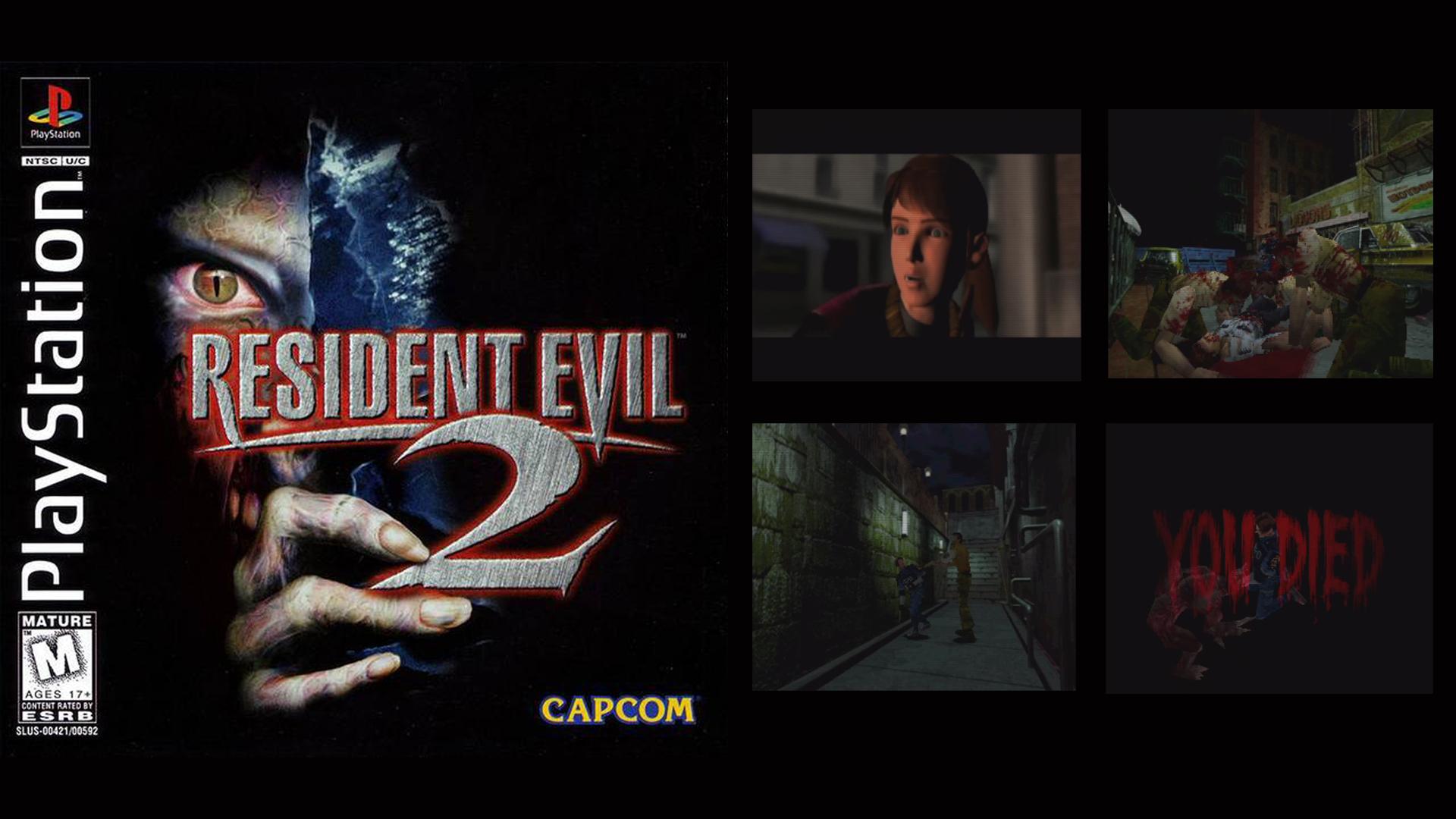 Retro Review: RESIDENT EVIL 2