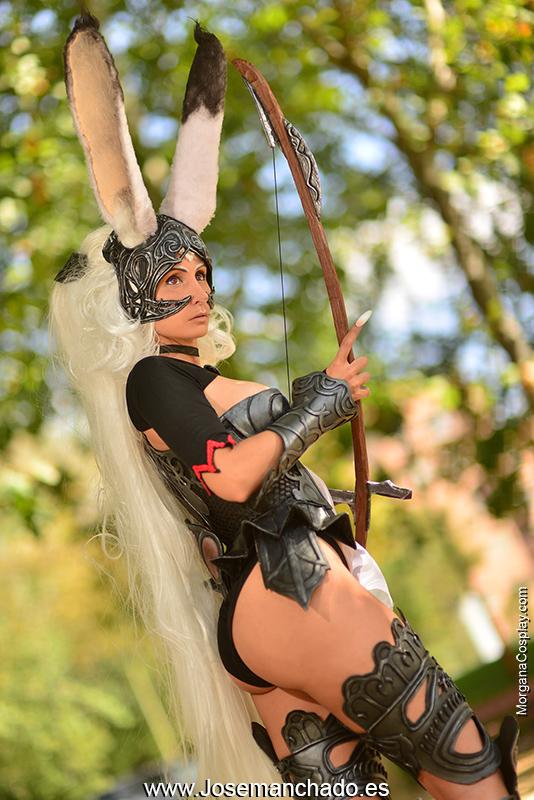 Tarzan and jane cosplay