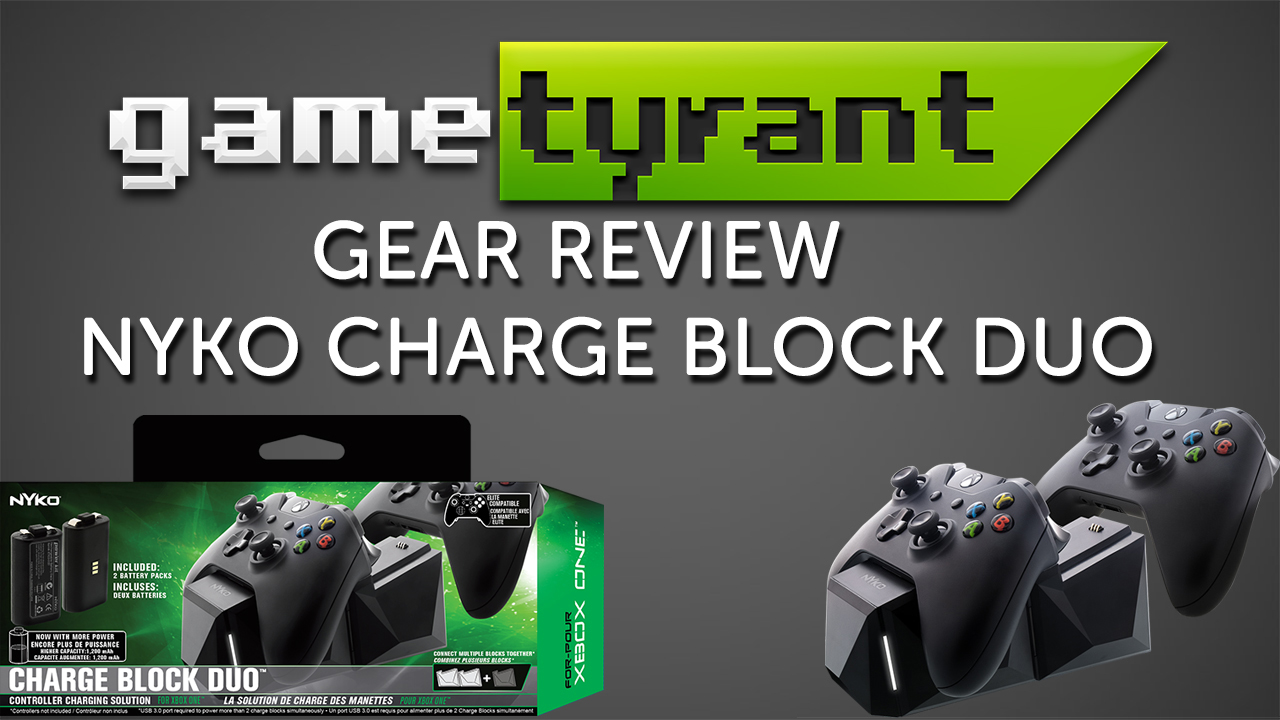 Gear Review: Nyko Charge Block Duo