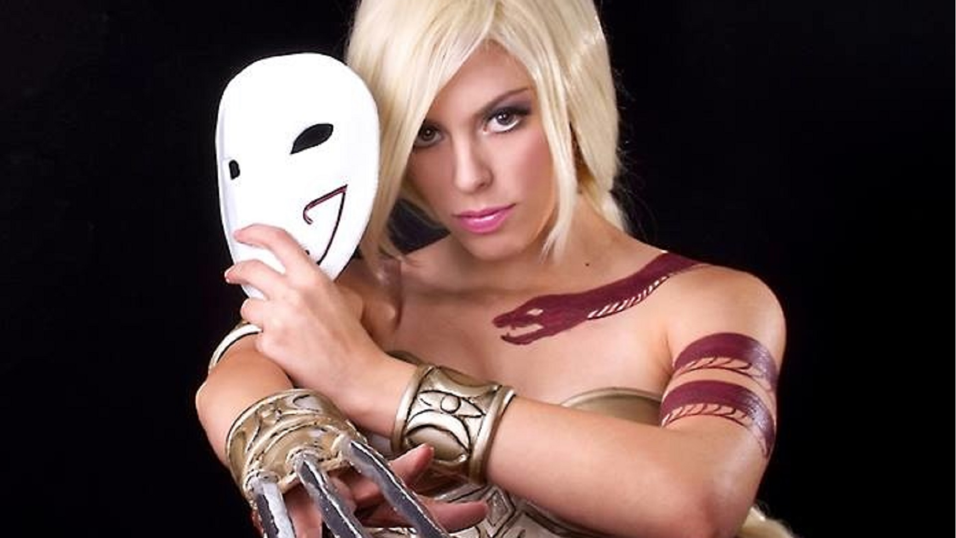 Lady Vega Is Officially A Thing Thanks To This Street Fighter