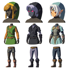 Item Leaks Reveal Returning Characters And More For The Legend Of Zelda Breath Of The Wild Gametyrant