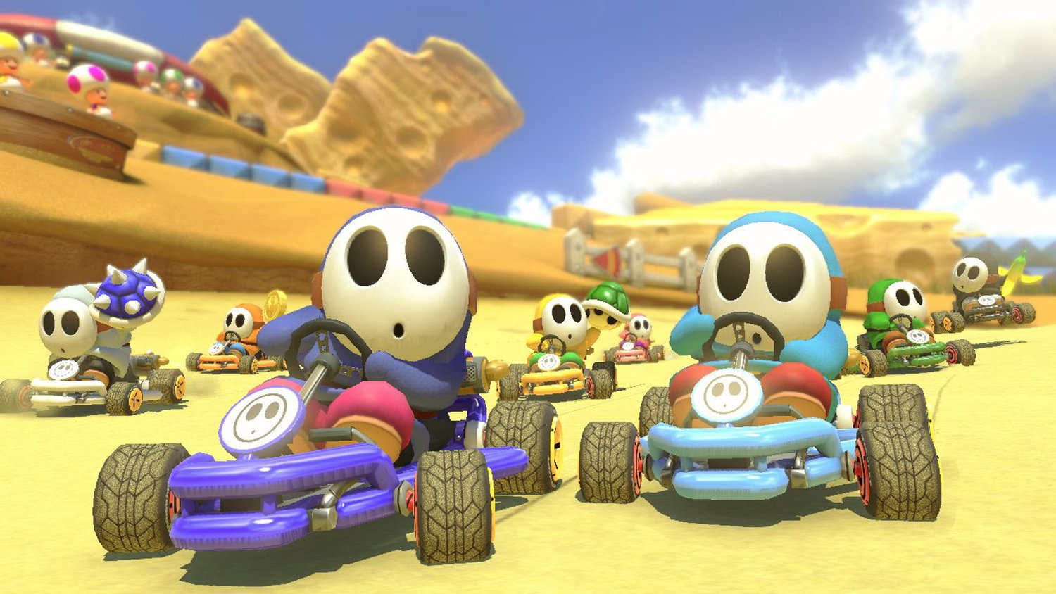 Here S All The Short Cuts For Tracks In Mario Kart 8 Deluxe Gametyrant