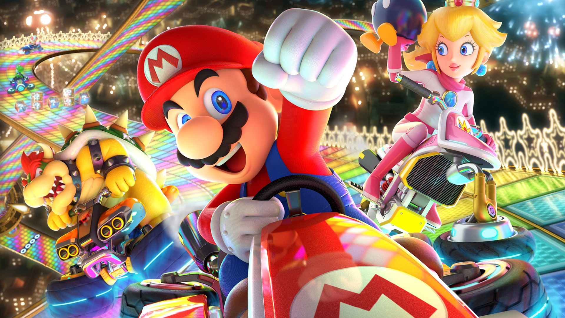Toys R Us Will Have The Nintendo Switch In Stock With Mario Kart 8 Deluxe This Friday Gametyrant