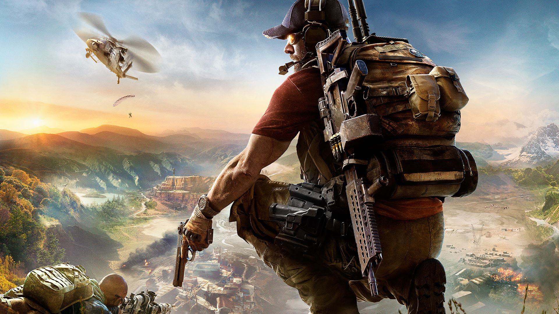 Enjoy 5 FREE hours with your friends, Recon-ing the Wildlands.