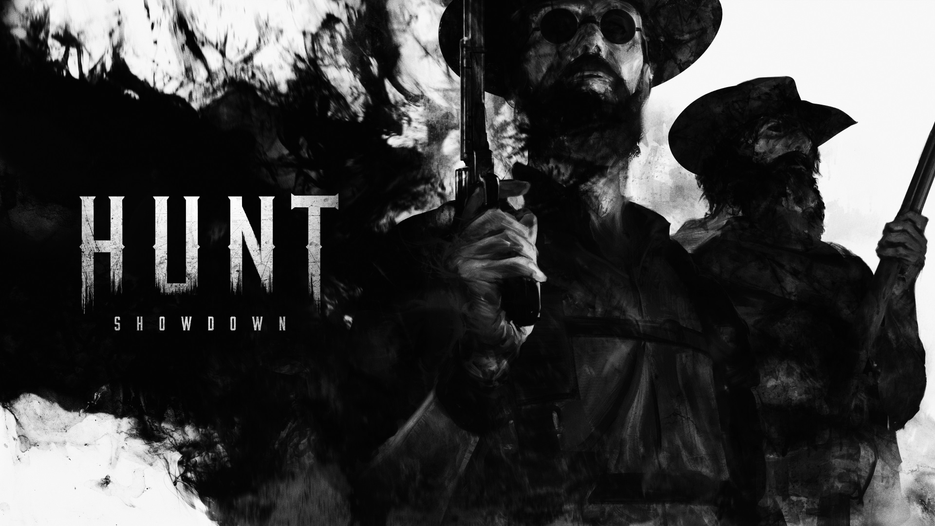 Paranormal Bounty Hunters, Giant Spiders, and PvPvE...This is Hunt:Showdown