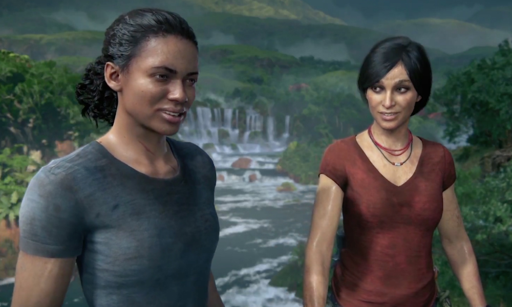 Review Uncharted The Lost Legacy Gametyrant