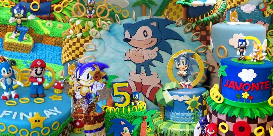 Sonic_Birthday_Cake