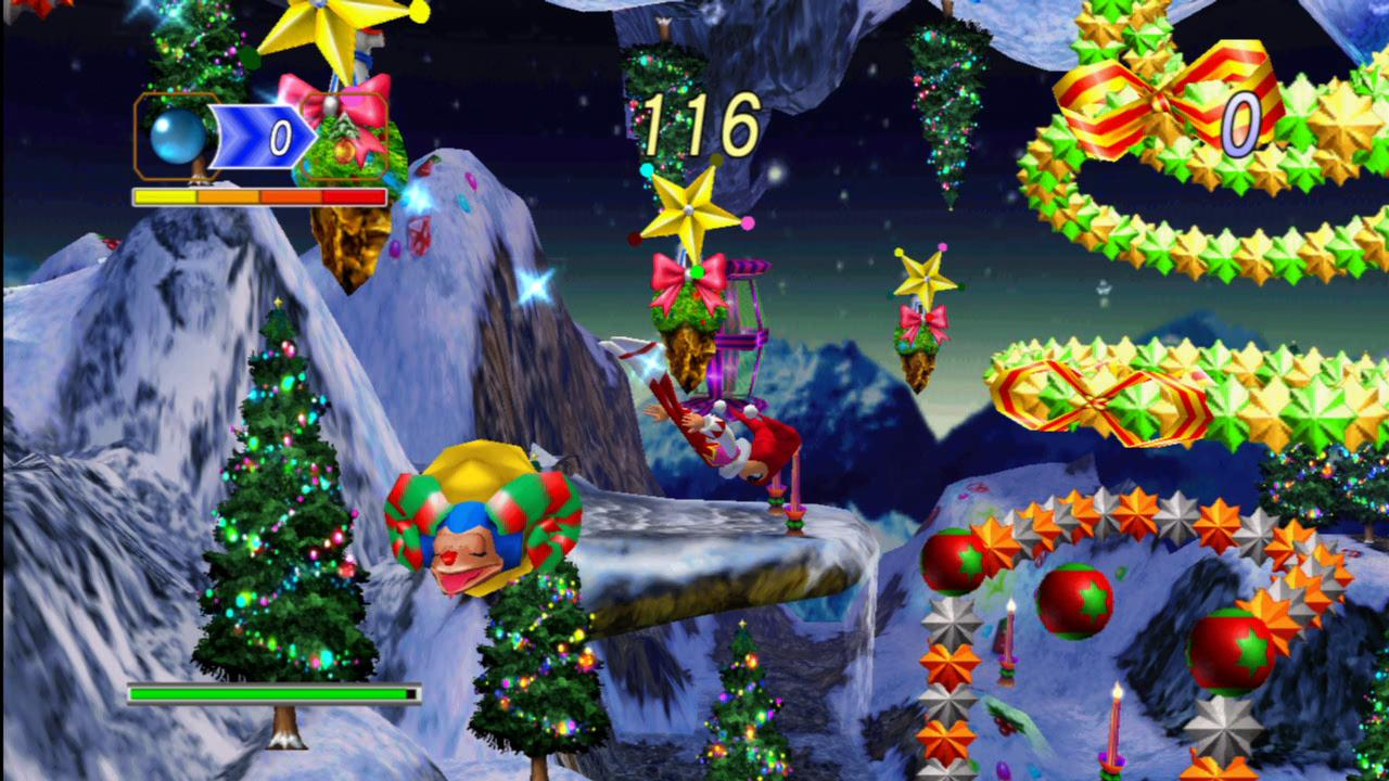 Colourful, fun and a dream to play - Christmas NiGHTS may be the ultimate Christmas Platformer!