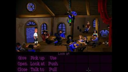 Improved Graphics, intriguing plot and winning humour made The Secret of Monkey Island essential in your gaming collection