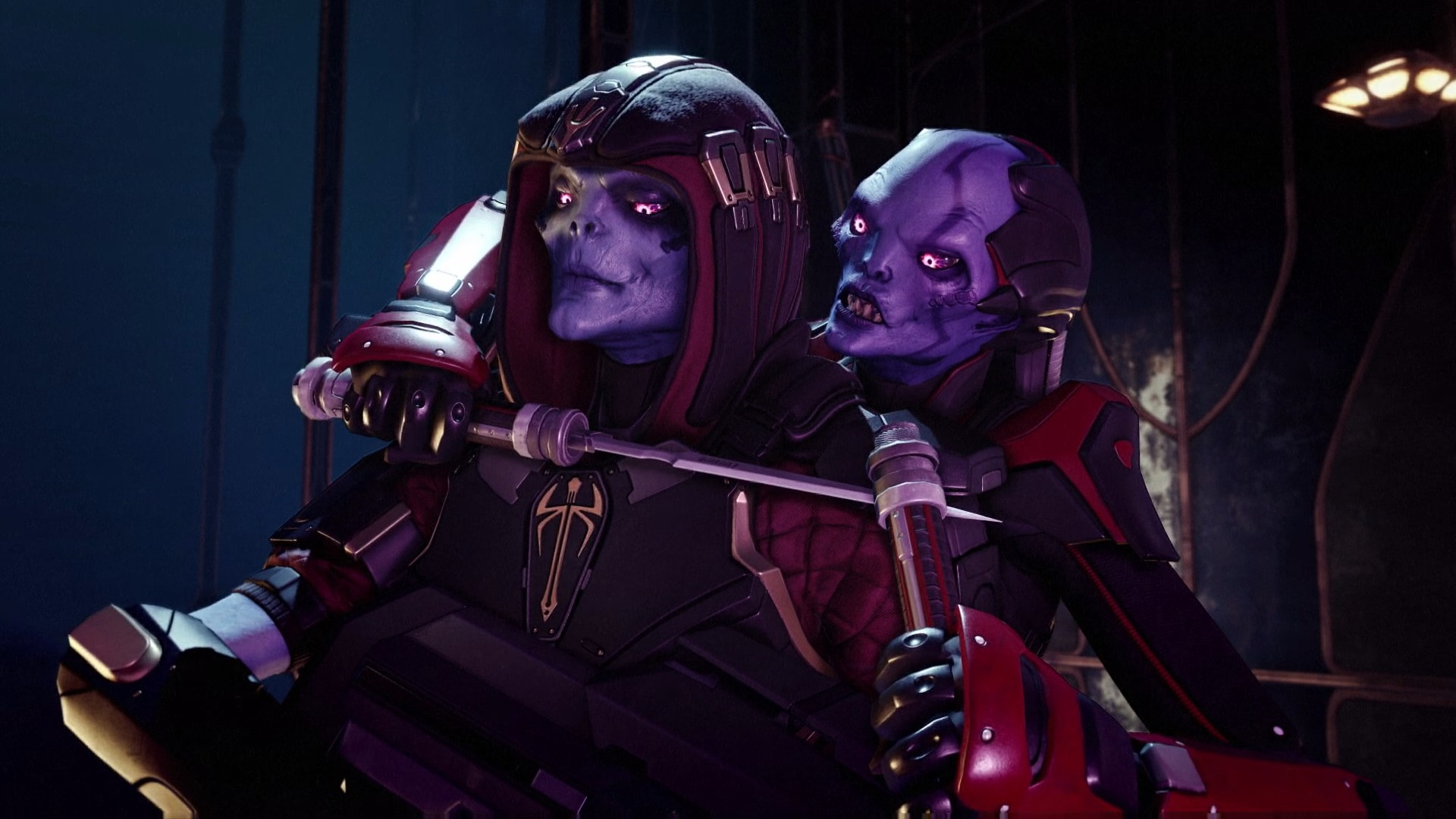 The Story introduces the New Characters and brings a new emphasis for the fight for Earth