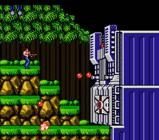 Contra was one tough game!
