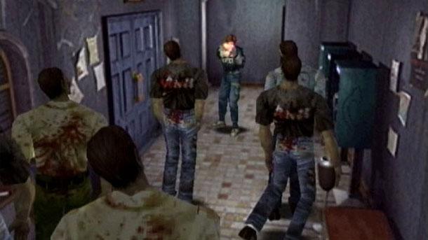 Screenshot of Resident Evil 2