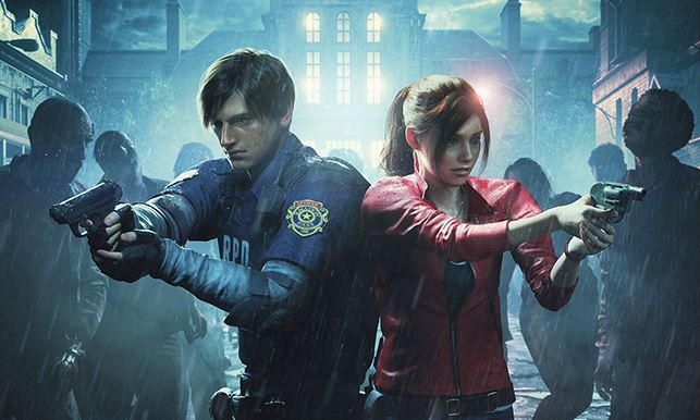 Capcom Revealed Details On Resident Evil 2 Remake And The