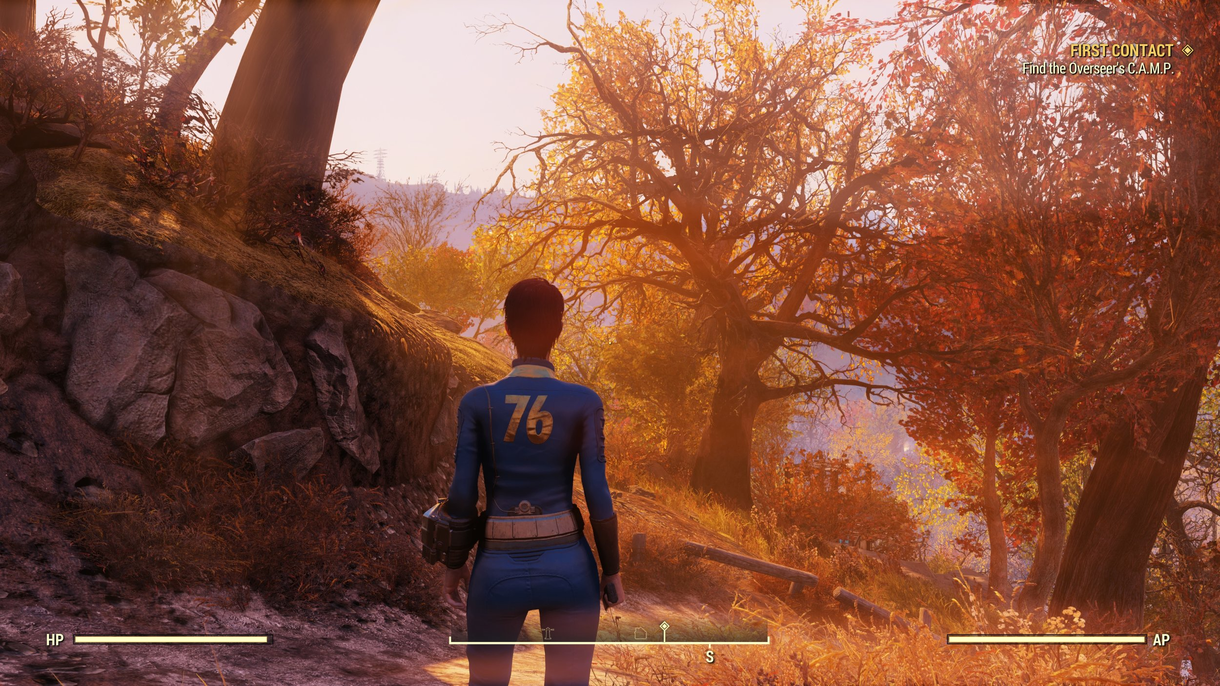 I thought Fallout games only had greys and dull greens. What is this new devilry?!