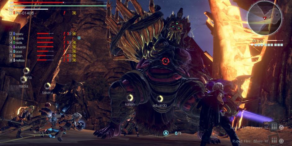 PS4 Physical Copy Provided by Bandai Namco