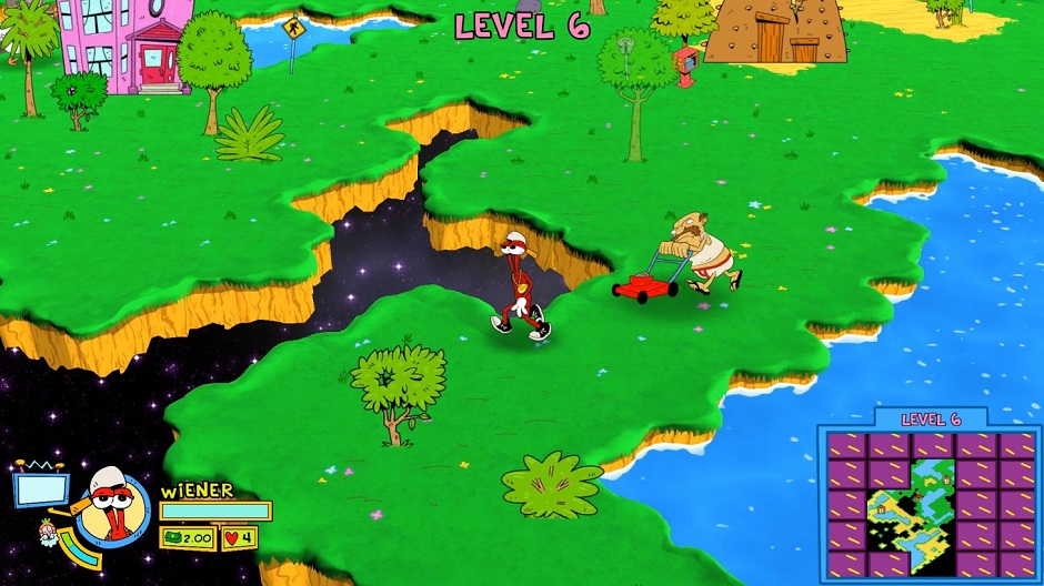 TOEJAM AND EARL: BACK IN THE GROOVE Review: Nostalgic 90's