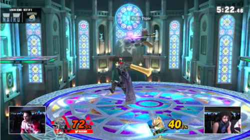 Nairo's insane 3-0 comeback with Ganondorf was a Smash