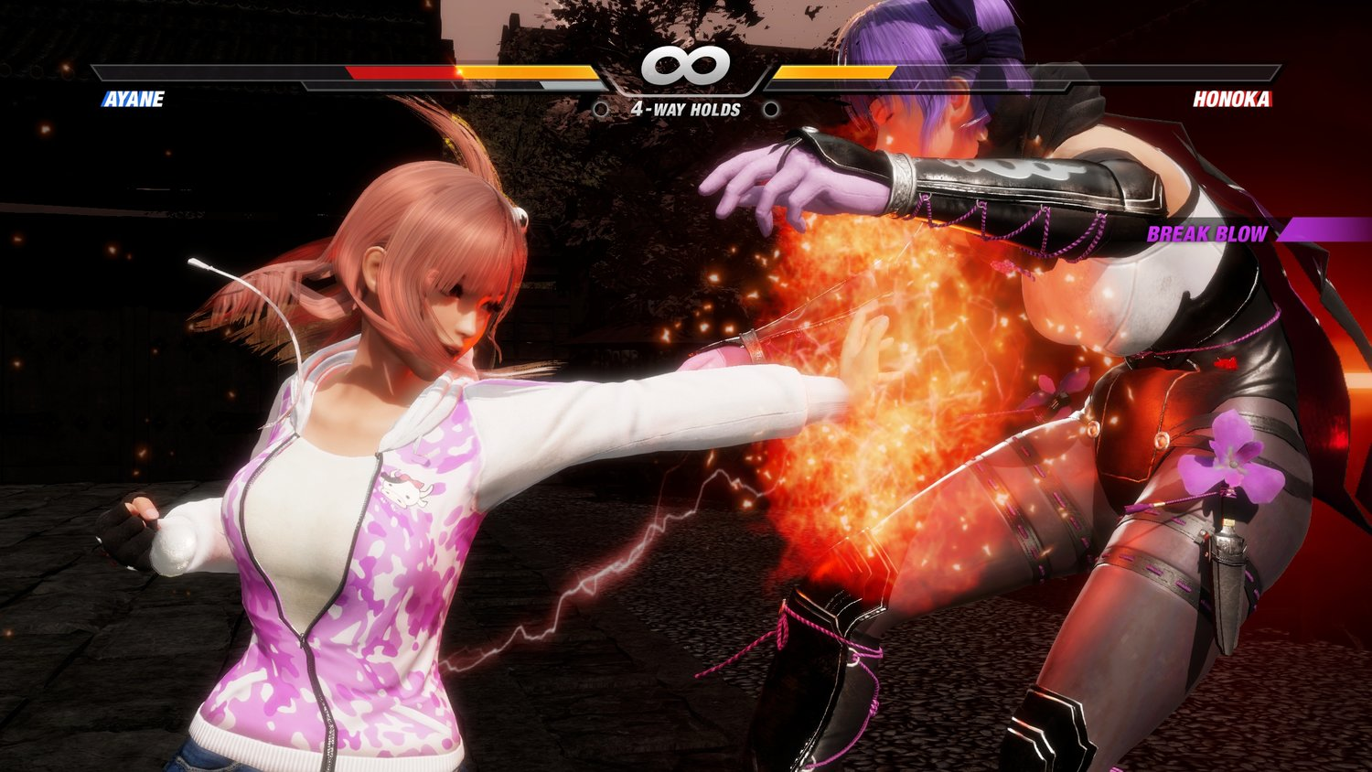 DEAD OR ALIVE 6 is an Absolutely Fantastic Fighting Game