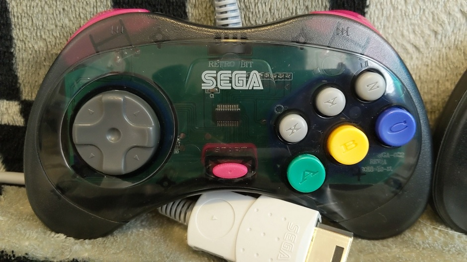 Retro-Bit X Sega Collaboration Saturn Controller Review: It