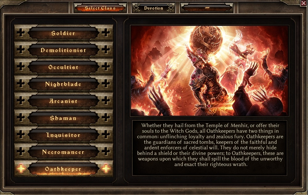 GRIM DAWN FORGOTTEN GODS Expansion Launches with a Sweet New