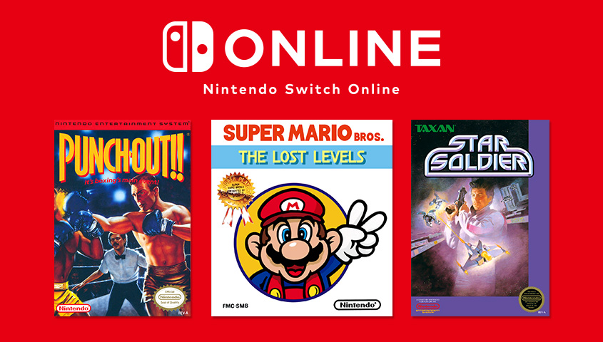 Update: Nintendo Switch Online Is Adding 3 More Classic Games This