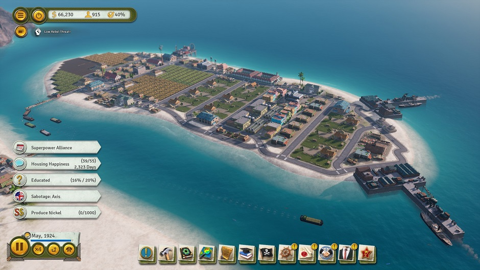 My dedicated production island!