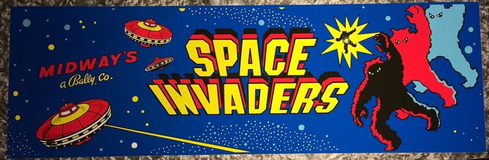 Midway published Space Invaders outside of Japan