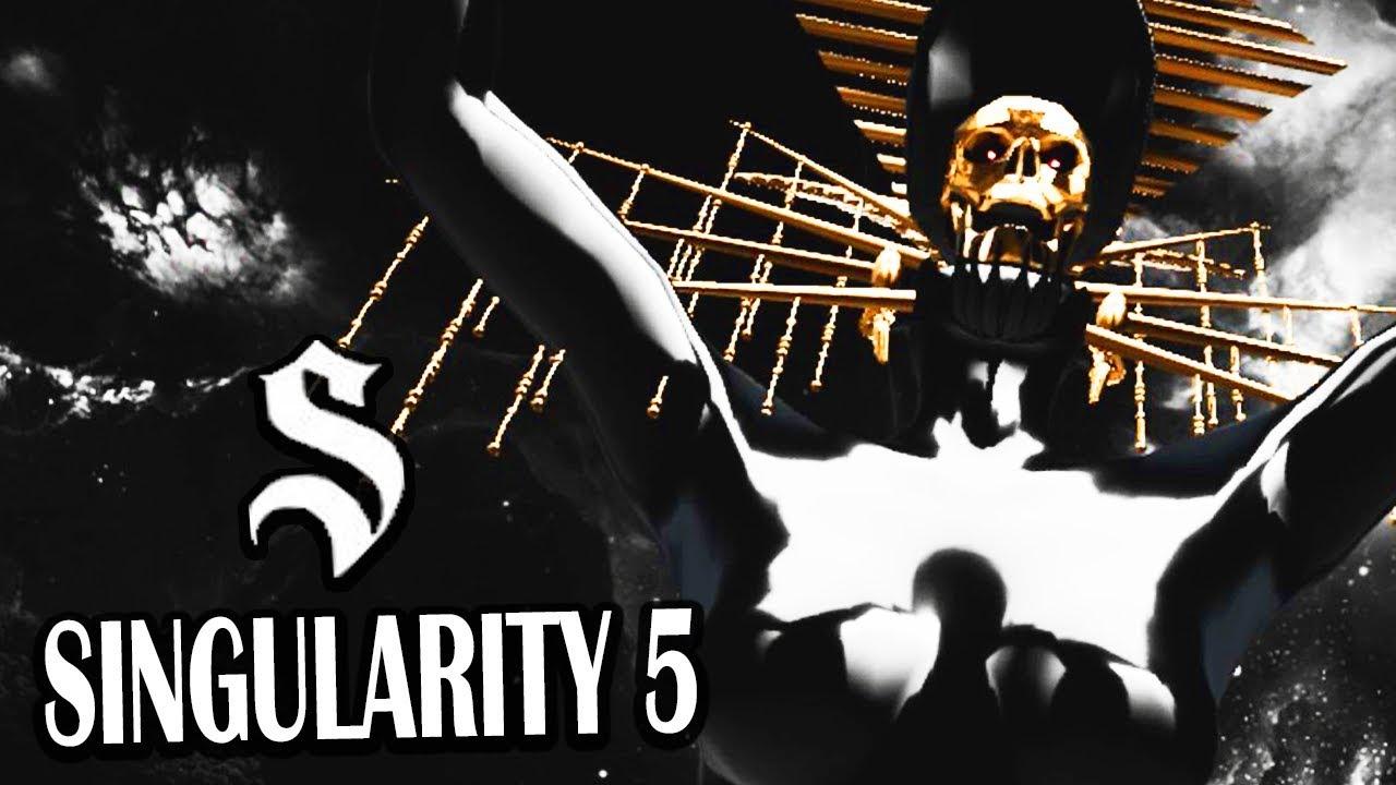 Singularity 5 8/10    Monochrome Paris $9.99 Available Now