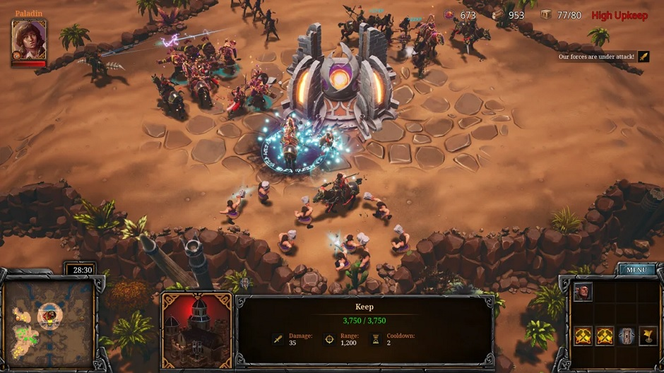 A YEAR OF RAIN Is An RTS That Combines Classic Gameplay And