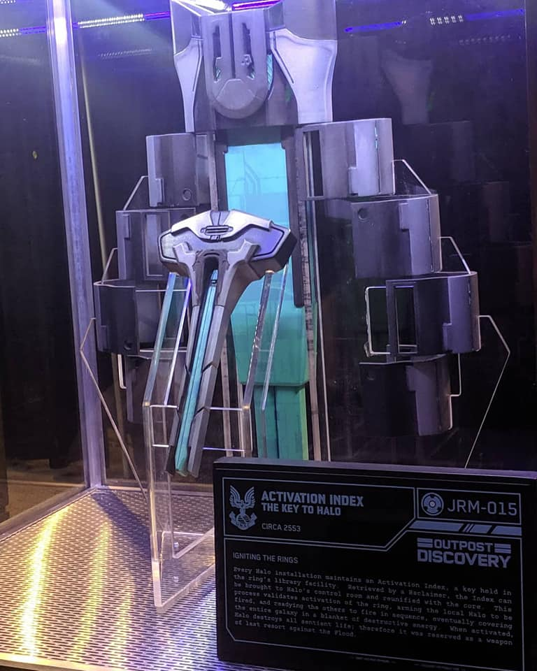 My Overall HALO OUTPOST DISCOVERY Experience — GameTyrant