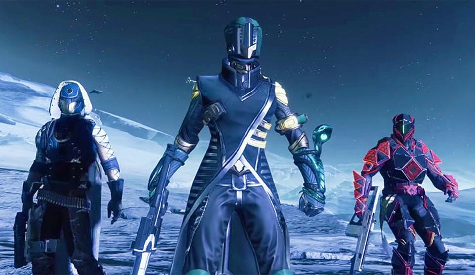 DESTINY 2, Coming to Steam, Free-To-Play and Shadowkeep