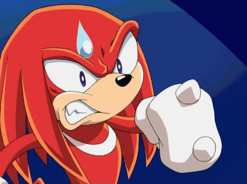 Character Spotlight: Knuckles the Echidna (Part 2) — GameTyrant