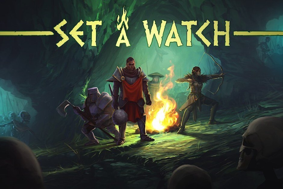 Review Copy received from Rock Manor Games