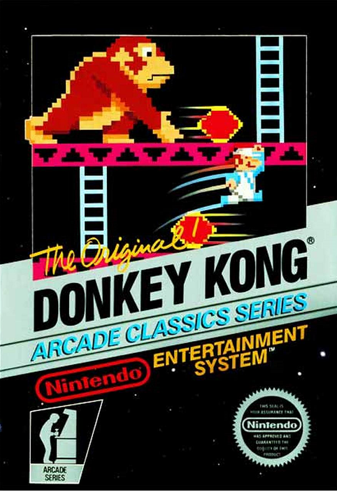 The NES version of  Donkey Kong  was developed by R&D2.