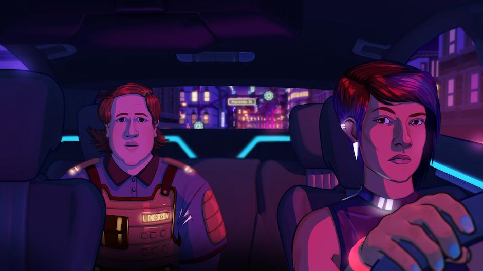 Neo Cab - Gameplay - GameTyrant.png