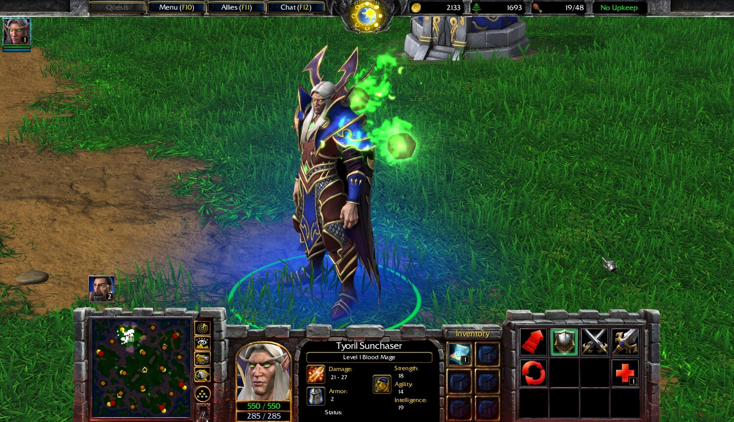 Our First Taste Of Warcraft Iii Reforged Is Absolutely Delicious