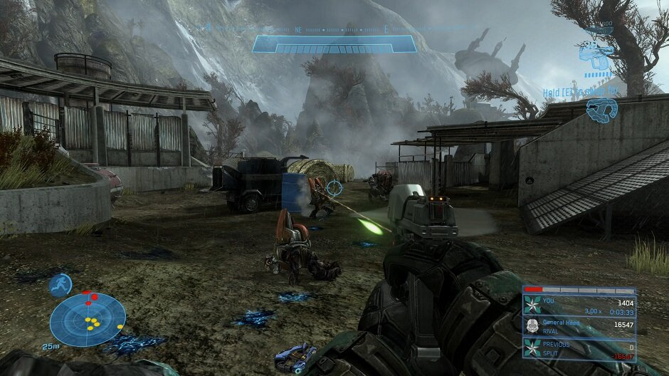 Halo Reach Is Now Available On Mcc For Xbox One And Pc And