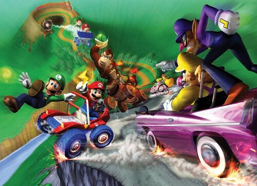 A Bounty Has Been Made To Fix The Lan Component Of Mario Kart