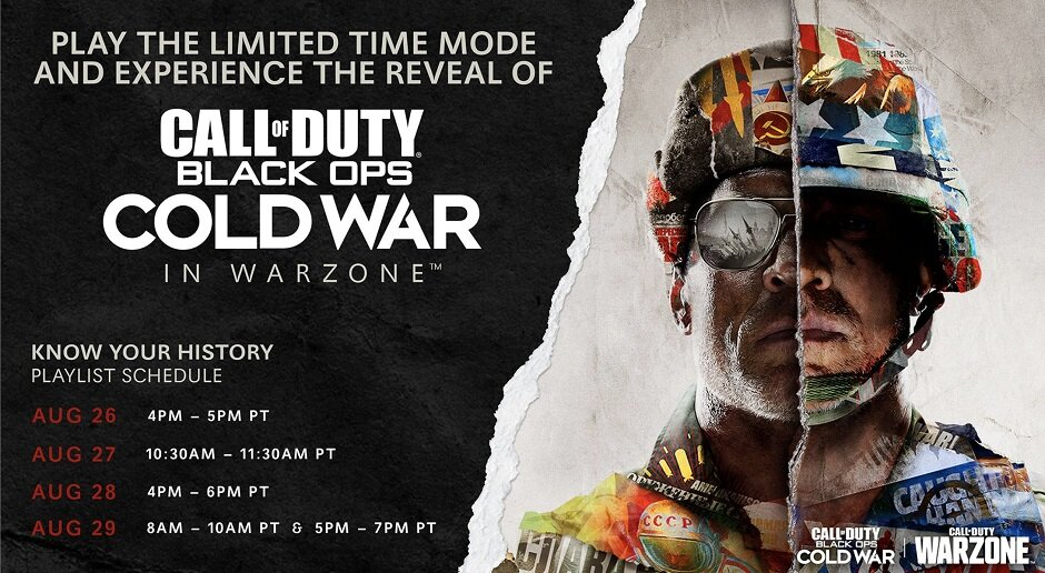 Call Of Duty Black Ops Cold War Arrives November 13th Pre Order And Open Beta Info Gametyrant