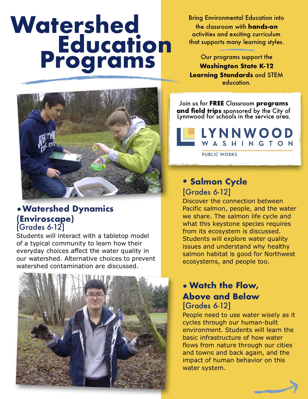 City of Lynnwood - Secondary
