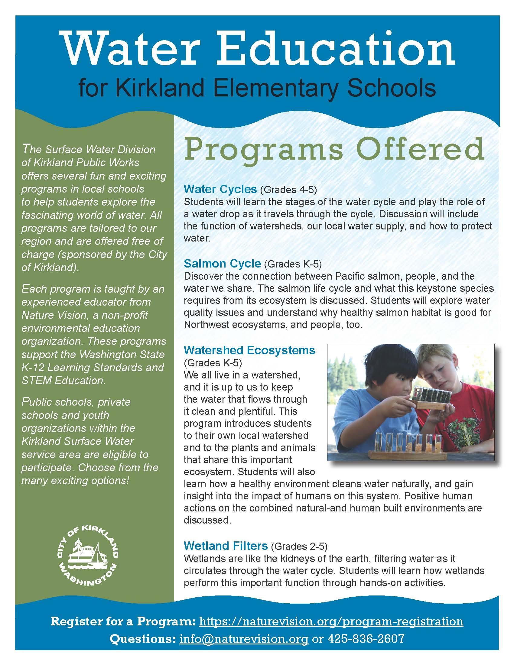City of Kirkland - Elementary