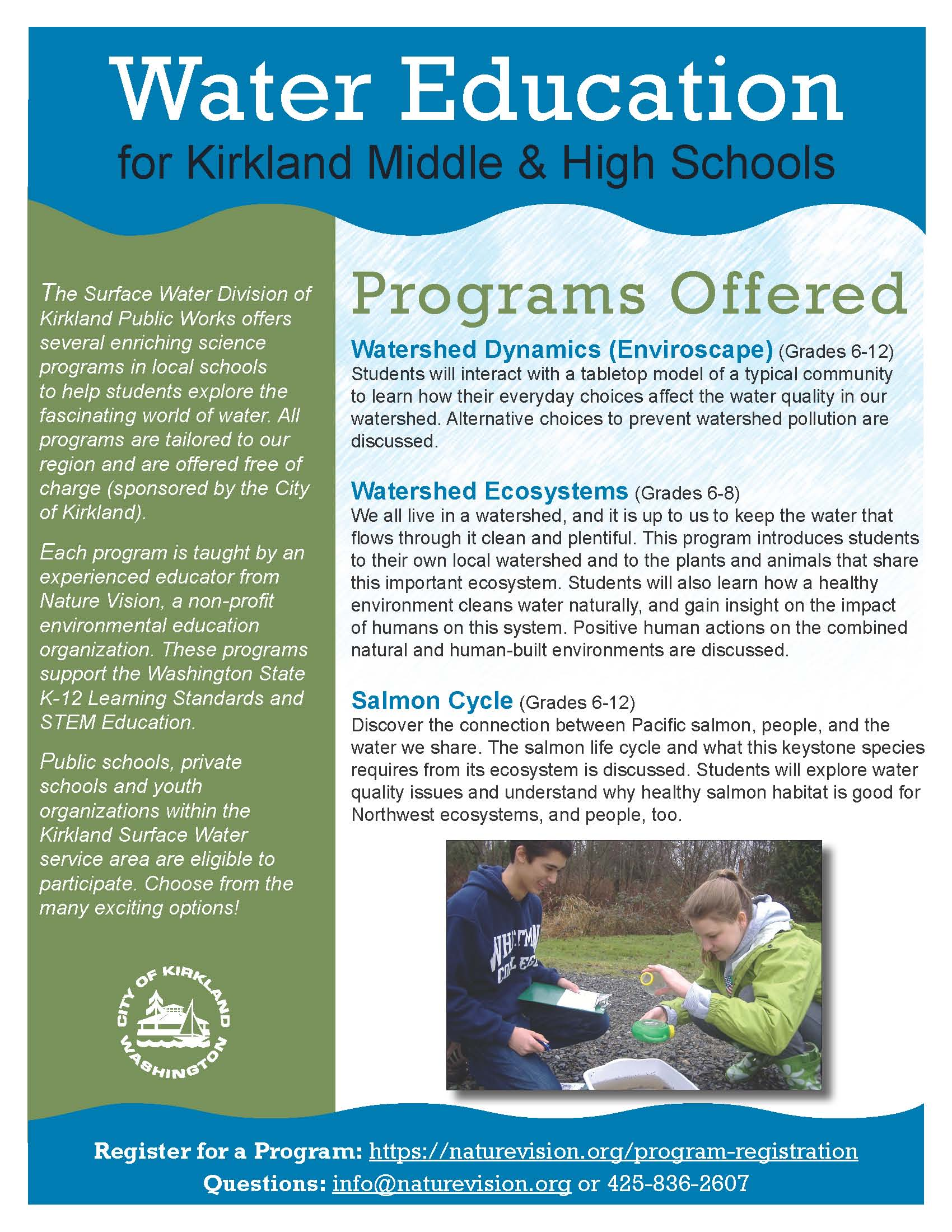 City of Kirkland - Secondary