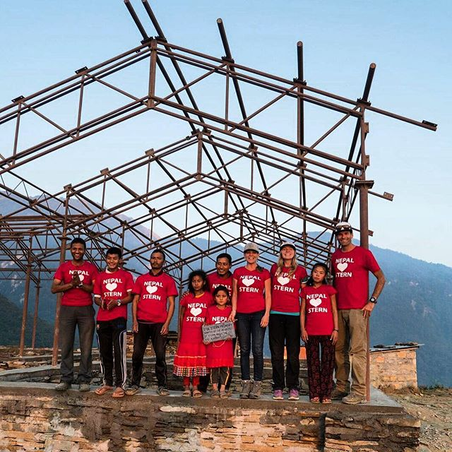 Every child has the right to a safe learning environment; free from fear.  More than 16,000 schools - about half of Nepal's total - were damaged in the 2015 earthquake. In the epicentre district of Gorkha, where Karmaflights is working hard to help rebuild communities, 90% of schools were destroyed; impacting more than 75,000 children.  Time is of the essence. If kids miss long periods of education, they are vulnerable to child marriage and child labour, or recruitment into criminal or sex trades. These are very real problems that the children of Nepal must face every day.  One of the ways Karmaflights helps safeguard children, is by constructing strong, earthquake-resistant schools. We would like to extend a special thanks to our funding partner Stern magazine, who has enabled us to build the school featured here. The kids of Swara district, are so excited to get into their beautiful brand new permanent school in February of 2017. Together we are strong!  www.karmaflights.org 📷Cody Tuttle  #karmaflights #childeducation #education #makeadifference #cloudbasefoundation #nepal #humanitarian #globalcitizen #gorkha