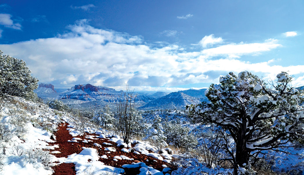 Herkenham Trail, Sedona photo  Deb Weinkauff
