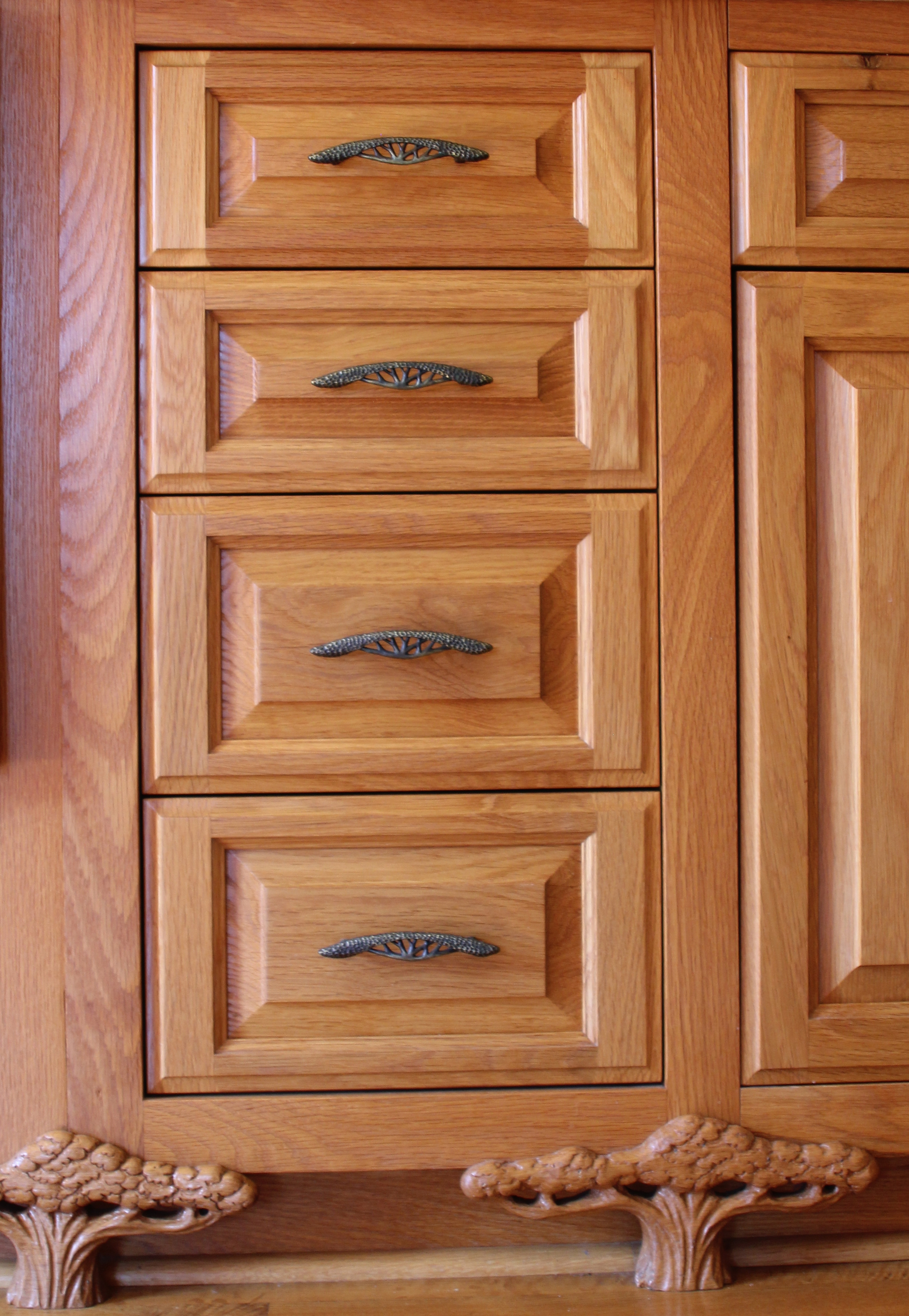 Hedgerow Branch Cabinet Pull