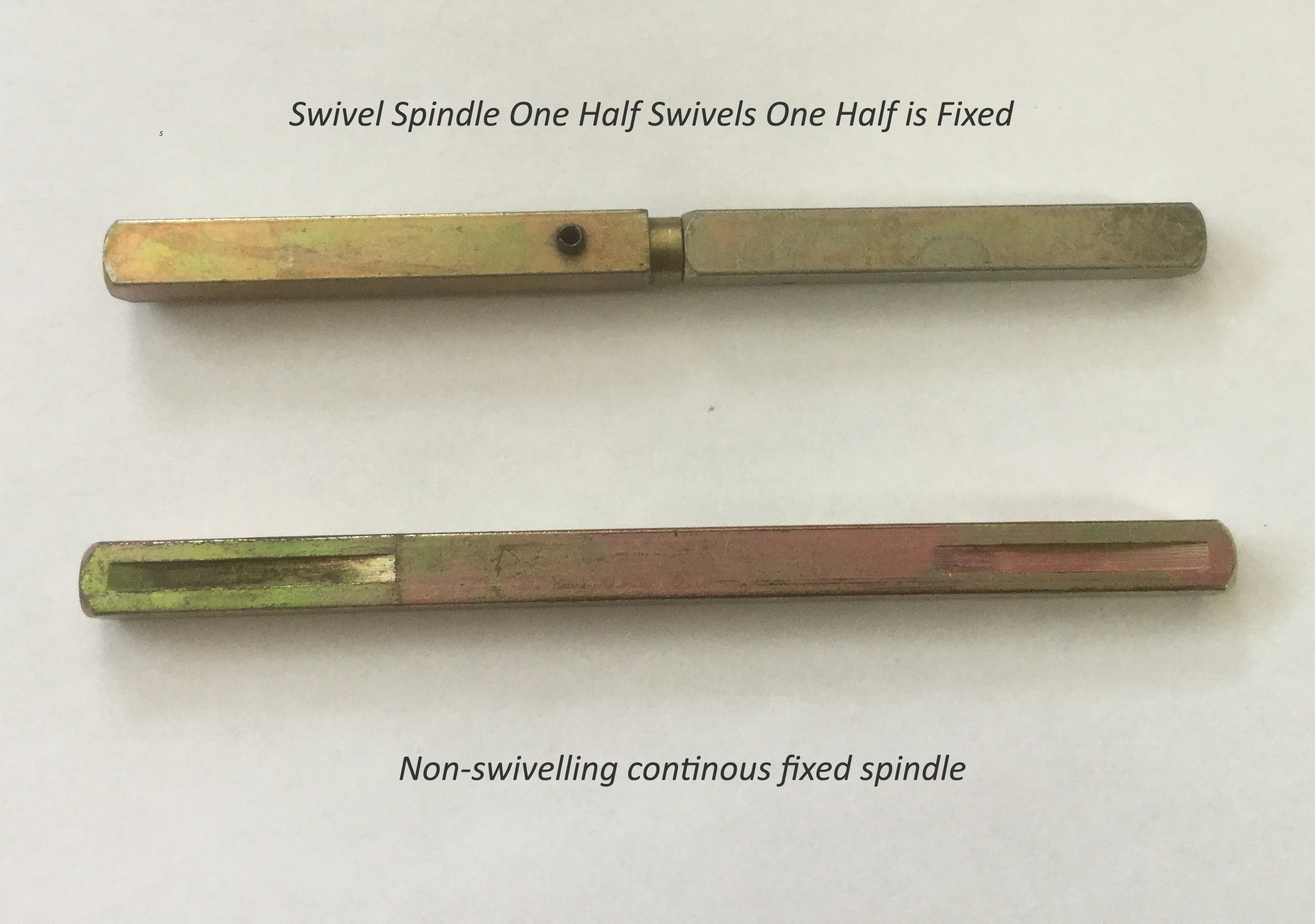 spindles swivels and stationary.JPG
