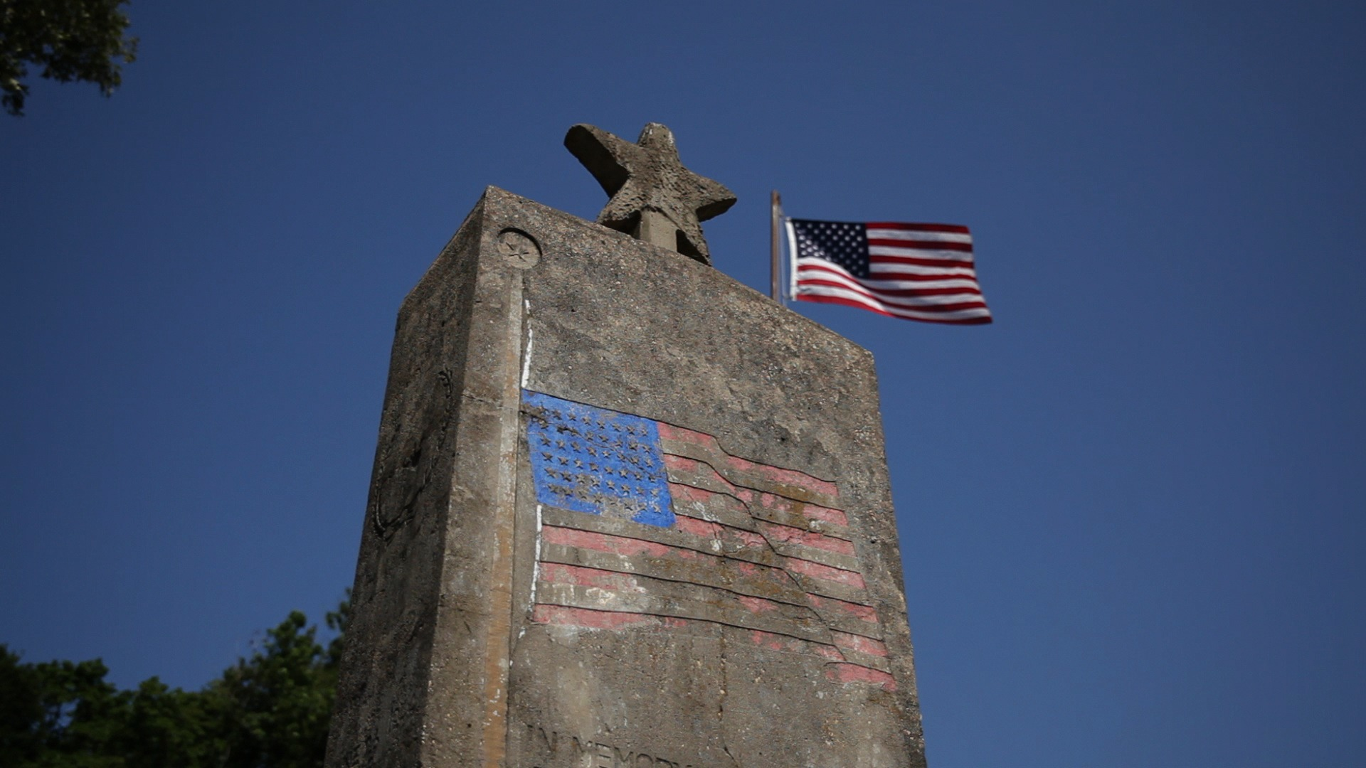 Monument, Rohwer Camp