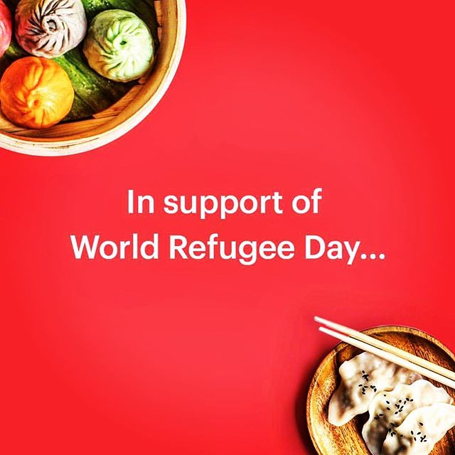 For every meal at #MEGU tonight, you can  help feed a refugee. Through @sharethemeal, we will be making donations to the UN Food Program alongside @seated_app ❤️ #TONIGHT #WorldRefugeeDay