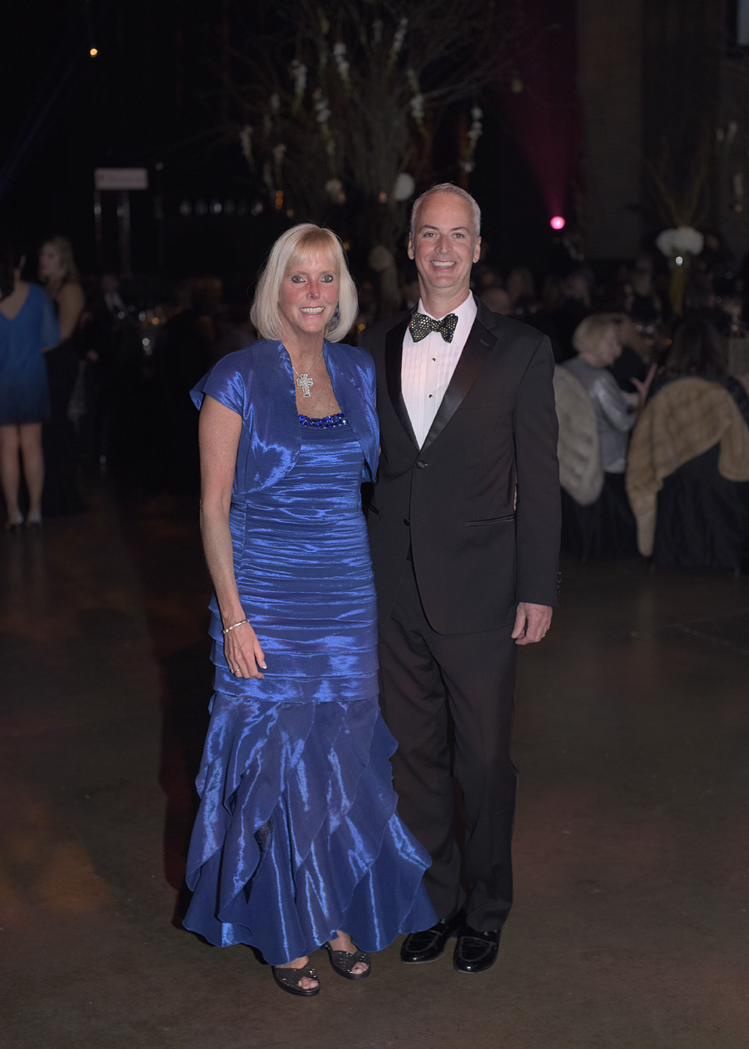 Allycin & Greg Alexander at the West Tennessee Healthcare Foundation Gala. Greg was the chair of the event.